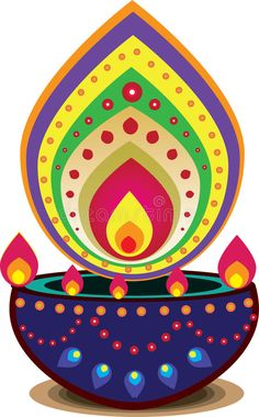 Illustration about Diwali candle light graphic illustration. Illustration of circle, cover, celebrate - 42126769 Diwali For Kids, Diwali Craft, Happy Diwali Wallpapers, Happy Diwali Images, Easy Drawings For Kids, Art For Kids, Diwali Candles, Diy Diwali Decorations, Diwali Greetings