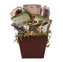 Gourmet Gift Basket - Women's Bean Project (6 pc.)