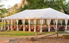 wedding in tent - Google-haku