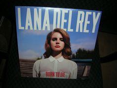 Lana Del Rey // Born To Die // Brand New Record Lp Vinyl from $1688 Vinyl Music, Lp Vinyl, Lana Del Rey Vinyl, Born To Die, Online Price, Brand New, Ebay