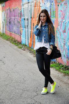 Neon Love | Karina in Fashionland