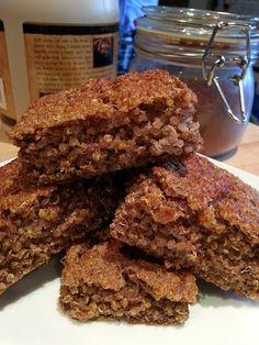 Slimming World Delights: Maple Cinnamon Quinoa Bake