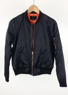 mandy bomber jacket (black)