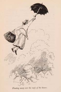 Mary Poppins (original book-- horrid book, cute pictures) Ernest H Shepard Michael Banks, Jane And Michael, Traditional Stories, Mary Poppins, Stories For Kids, Book Characters, Altered Books, Illustrators, Cute Pictures