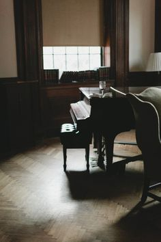 can't live without: a piano in the house