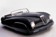 Lancia Astura Convertibile Pininfarina 1947.
