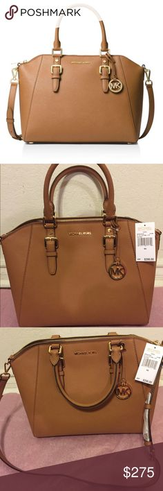 67d77d14841 Shop Women s Michael Kors size OS Satchels at a discounted price at  Poshmark.