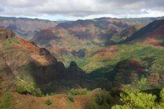 Waimea Canyon, Kauaʻi, Hawaii, US 27 of the deepest canyons you can explore [PICs]