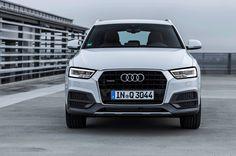 2016 Audi Q3 White