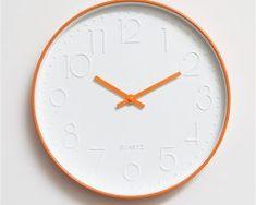 Elegantné-farebné-nástenné-hodiny.. Ale, Clock, Home Decor, Watch, Decoration Home, Room Decor, Ale Beer, Clocks, Home Interior Design
