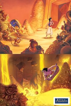 """""""No one to tell us 'no,' or where to go, or say we're only dreaming""""   Could really use a magic carpet ride à la Aladdin today! ="""