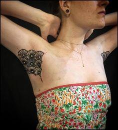 Sam Bettley Tattoos