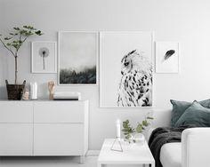 Bilder Anordnung Schlafzimmer