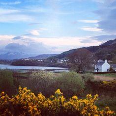 Portree à Highland, Highland