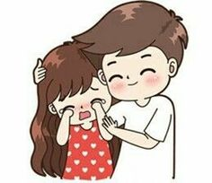 25 Ideas wallpaper cute couple for 2019 Cute Chibi Couple, Love Cartoon Couple, Cute Love Cartoons, Cute Love Couple, Anime Love Couple, Cute Best Friend Drawings, Cute Bear Drawings, Cute Couple Drawings, Cute Love Pictures