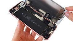 Descubre todos los secretos internos del iPhone 7 Plus