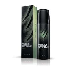 Wild Stone iron Body Spray - 120 ml available at Crazzy Bazaar Voss Bottle, Water Bottle, Body Spray, Online Shopping Stores, Deodorant, Fragrance, Perfume, Iron, Stuff To Buy