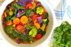 Cleansing Detox Soup [Vegan] - http://detox-foods.co.uk/cleansing-detox-soup-vegan/