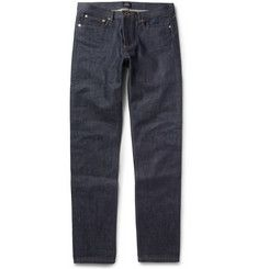 A.P.C.Petit Standard Slim-Fit Dry Selvedge Denim Jeans