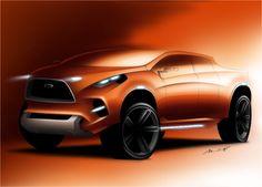 I'm not a professional car designer. I 'm an enthusiast who love designing cars. Car Drawing Pencil, Magnolia Design, Car Sketch, Car Drawings, Sketch Design, Car Accessories, Concept Cars, Behance, Design Inspiration