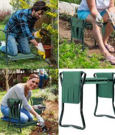 Kitadin Garden Kneeler Seat