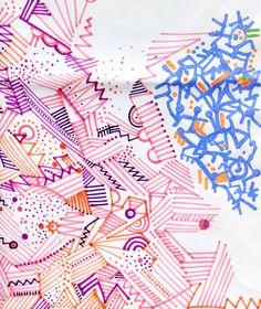 Voodoo Doodle | Blinkblink Patterns