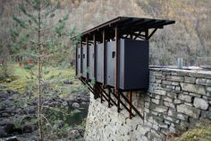 in a remote part of norway, work is well underway on at the site of the zinc mine museum, a cluster of buildings designed by architect peter zumthor. Canopy Architecture, Contemporary Architecture, Architecture Details, Landscape Architecture, Ancient Architecture, Sustainable Architecture, Backyard Canopy, Garden Canopy, Canopy Outdoor