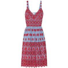 Spring Summer Dresses 2013 – Topshop, Whistles & More (Glamour.com UK) ❤ liked on Polyvore