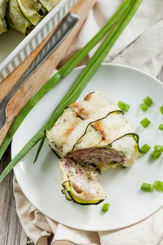 Keto Baked Zucchini