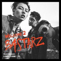 [Album & MV Review] BASTARZ - 'Welcome 2 BASTARZ' http://www.allkpop.com/article/2016/11/album-mv-review-bastarz-welcome-2-bastarz