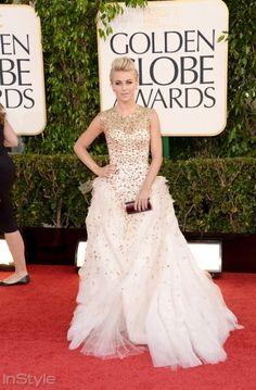 Golden Globe 2013: Kırmızı Halı Stilleri