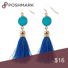 f7812a4cb NEW boho tassel earrings length  2.6   ❤️️Bundle and save! ❤️️Fast. More  information. More information. Natori Bliss Comfort Contour Underwire bra  ...