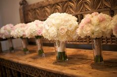 peoneys+and+roses+bouqet | bouquet, bridal, flowers, peonies, roses - inspiring picture on Favim ...