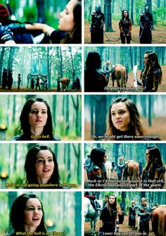 "#TheShannaraChronicles #1x4 ""Changeling"""