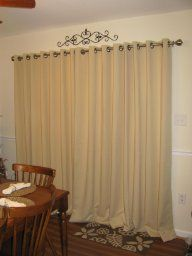 Best Home Fashion Premium Wide Width Thermal Insulated Blackout Curtain - Antique Bronze Grommet Top - Beige - W x L - Panel) Blackout Curtains, Home Goods, Bronze, Amazon, Antiques, House Styles, Furniture, Home Decor, Antiquities