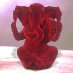 Best-looking Ganesha Idol Rs. 1,299  This pleasing maroon Ganesha Idol denotes complete grace and divinity of blessings and power. Bring devotion to your home! Length-14.9cm Width-12.3cm Height-17.6cm. Shop Now : http://hallmarkcards.co.in/collections/diwali-greetings/products/maroon-ganesha-statue