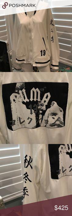 PUMA BY RIHANNA JACKET SZ MED FENTY Super hot jacket worn once beautiful puma by rihanna Jackets & Coats