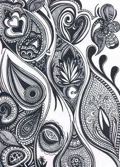 zendoodle abstract