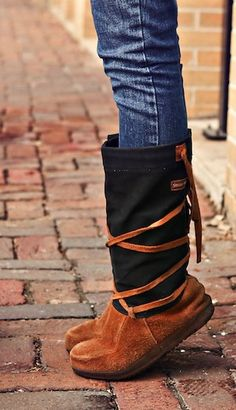 Steger Mukluk boots | Made in USA | Luxury gifts for women