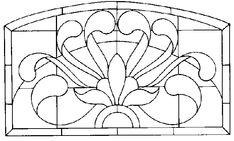 Plantillas para imprimir vidrieras - Imagui