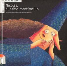 Nicolás, el sabio mentirosillo  Libros