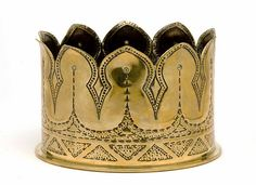 trench art Crown 1