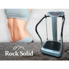 Whole Body Vibration Exercise System at 80% Savings off Retail!