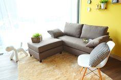 喬依絲簡約舒適雙人沙發 網路售價: $7499 / 日租: $1500