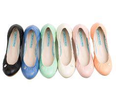 Color Class Ballet Flats v.02