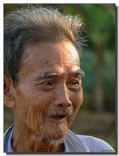 Man in Mekong