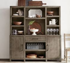 Flash Sale: Maximize Your Kitchen's Storage Space with the Landon Reclaimed Wood Buffet & Hutch – Now Off Grey Furniture, Entryway Furniture, Home Office Furniture, Furniture Sale, Clearance Furniture, Entryway Decor, Furniture Ideas, Outdoor Furniture, Buffet Hutch