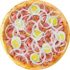 Pizza, Ethnic Recipes, Ham, Eggs
