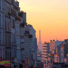 """""""La TOP photo de Paris a été prise par @vutheara • Après avoir regardé les photos de Paris, c'est cette photo que nous avons préférée. Merci beaucoup de…"""""""