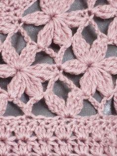 Rose of Sharon Tunic | Yarn | Free Knitting Patterns | Crochet Patterns | Yarnspirations